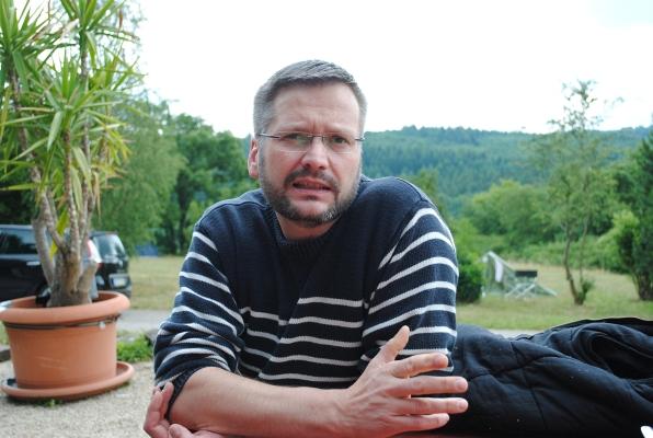 Im Gespräch - Foto: © 2015 by Schattenblick