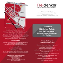 Konferenz 12.9.2015 in Frankfurt am Main