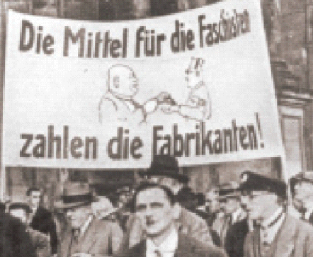 """""""Faschismus gestern und heute"""" – Ausstellung und Lesung in Hanau am 2. und 8. Mai"""