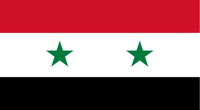 Festveranstaltung zur Unabhängigkeit Syriens in Frankfurt